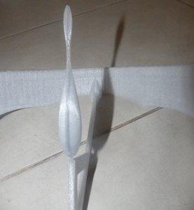 3D model sundial analemma sun