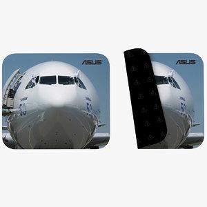 3D model mousepads design v2