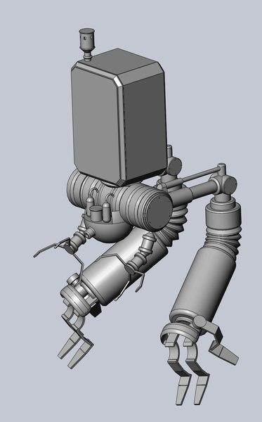3D pod 042 basic -