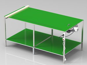 table saw 3D
