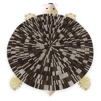 handmade rug wool 3D model