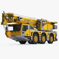 Terex Challenger 3160 All Terrain Crane