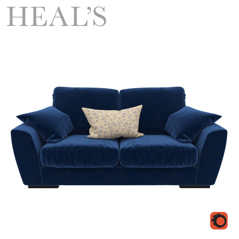 slouch seater sofa model