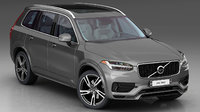 Volvo XC90 2018 (Low Interior)