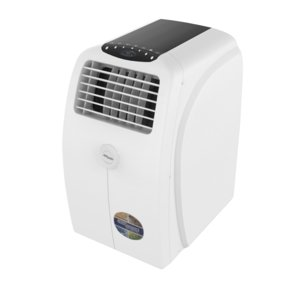 3D super general portable ac model