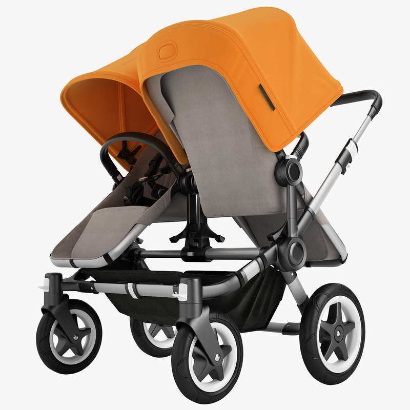 multipurpose carriage twins 3D