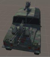 battle model