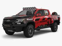 Chevrolet Colorado ZR2 2018 Racing