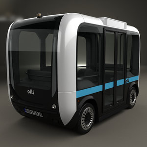 3D olli local motors