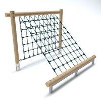 Wooden Playground Net