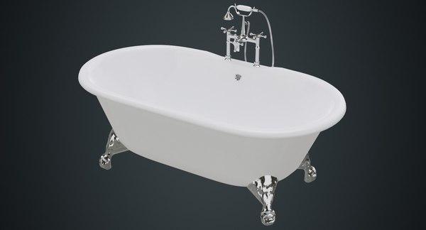 bath 1a 3D