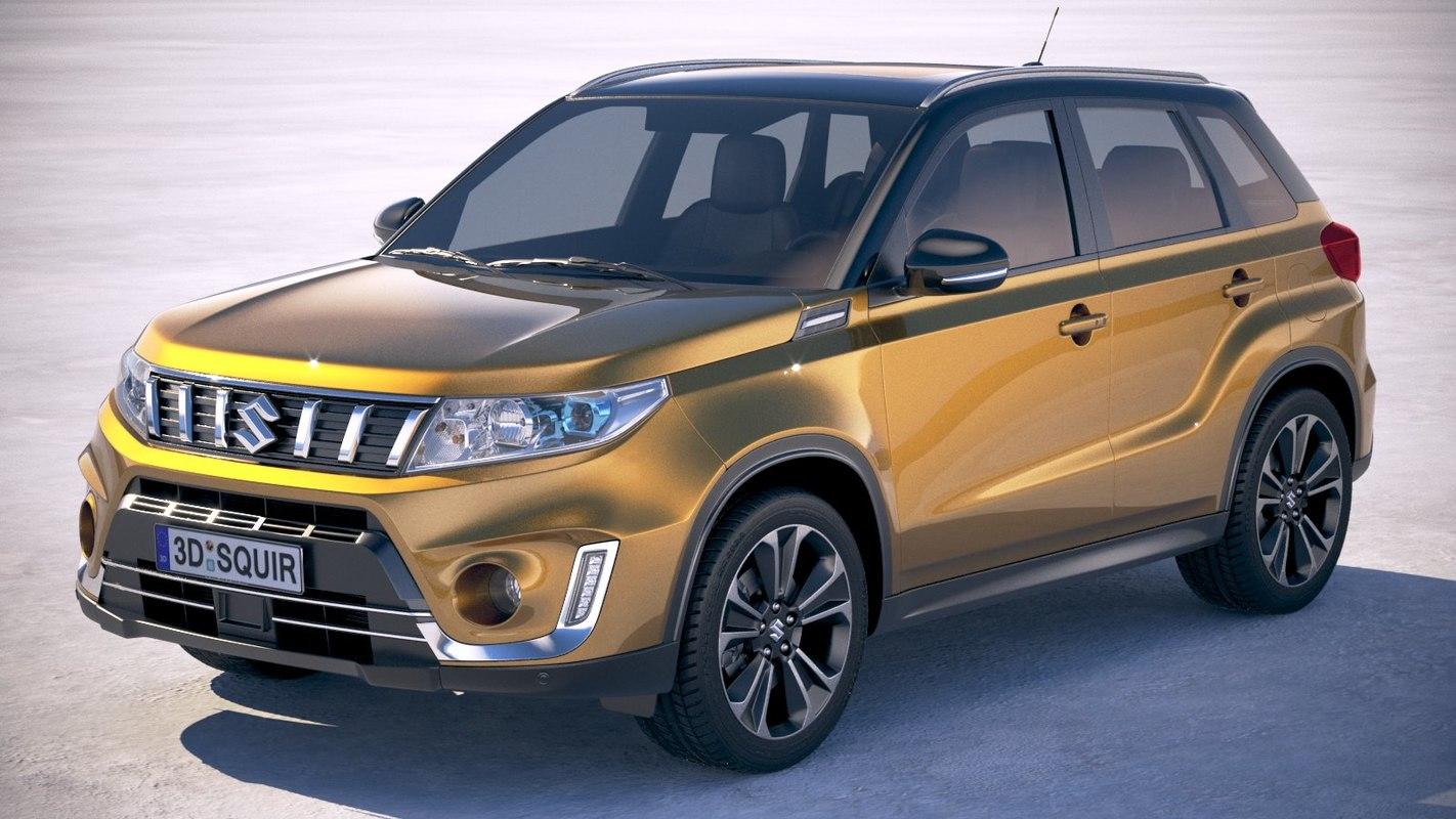 2020 Suzuki Grand Vitara Preview Style