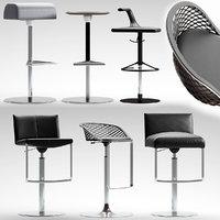 3D chair high model