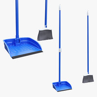 broom dustpan set model