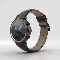 asus zenwatch watch 3D
