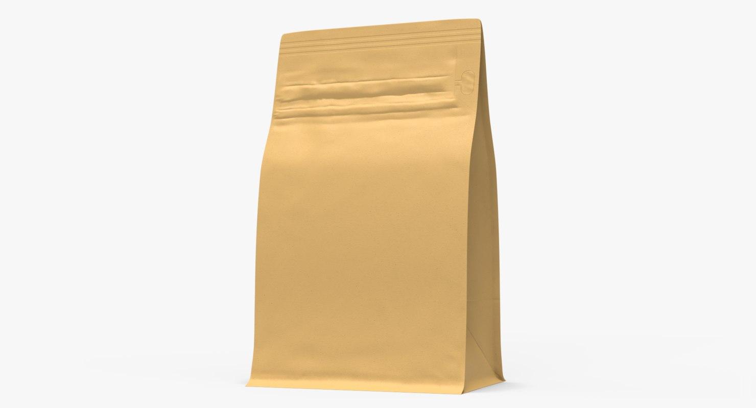 paper bag model