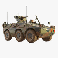 Puma 6x6 Armored Fighting Vehicle