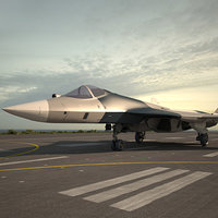 Sukhoi PAK FA (T-50)