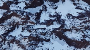 Snow Mountain 8K Heightmap Pack 2