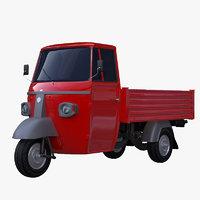 Pickup mini truck