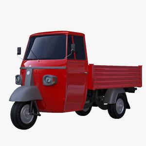 mini truck 3D model