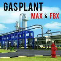 Gas Treatment power plant