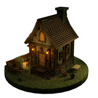 Epic Medieval House