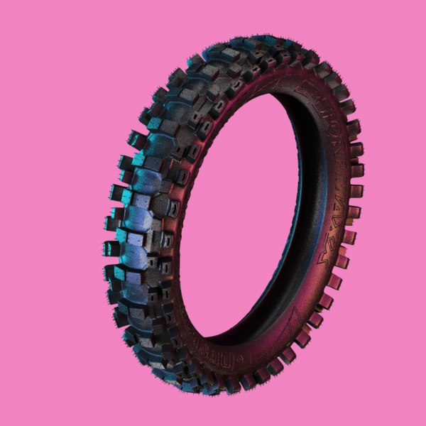 moto tire model