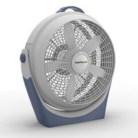 fan wind machine 3d max