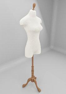 max tailor mannequin -
