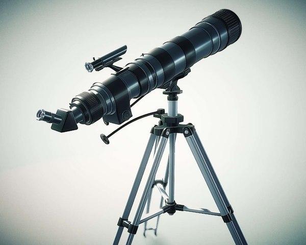 c4d telescope