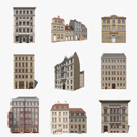 9 Historic Berlin Apartment Buildings 01  (Interior/Exterior)
