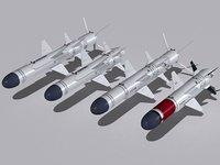 Kh-35 missiles family.
