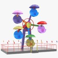 children ferris wheel