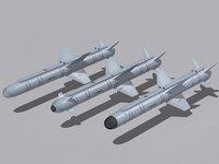Kh-38ME missiles family