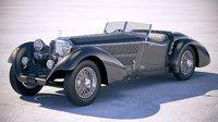 Mercedes-Benz SS Roadster 1930 Erdmann&Rossi