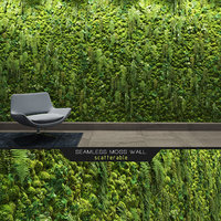Seamless Moss Wall