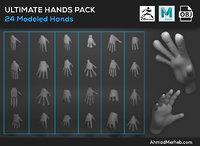 Hands Assets
