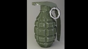 grenade f-1 model