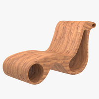 chair chaise lounge model