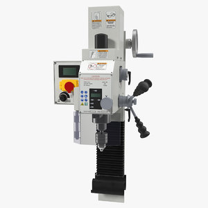 3D drilling machine generic model