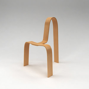 simple chair 3D