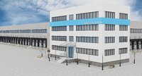 Warehouse / Logistics Building