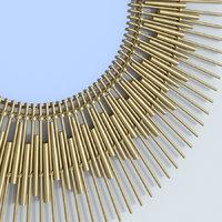 Mirror Icario Gold