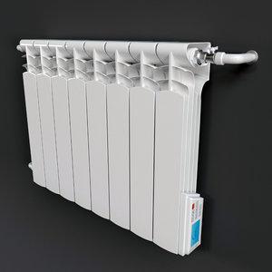 3D appliance battery