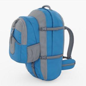 travel bag large 3D model