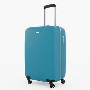 3D travel bag wheeled
