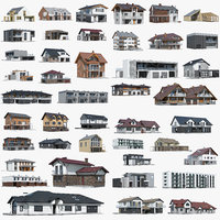43 Cottage buildings