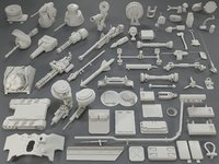 Tank Parts (61 pieces) - collection-4