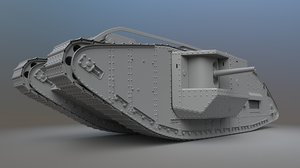 ready vfx 3D model